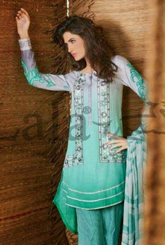 Lala LaFemme Winter Eid Collection-2014