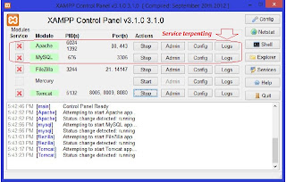 <img alt='cara menjalankan service dari apache, mysql, filezilla di xampp control panel' src='http://3.bp.blogspot.com/-gPg2FipNPX8/UYDs408FGTI/AAAAAAAAGiM/jU0CAtveabY/s1600/xampp+control+panel.jpg'/>
