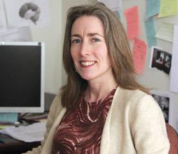تقول كريستين تيليش أن الزبادي مفيد لعلاج الاكتئاب والقلق