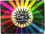 Top 3 bij Kleuren met Potloden