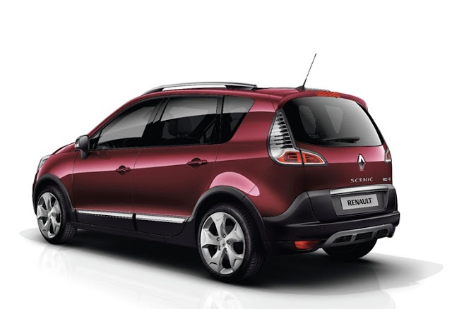Renault Scenic Cross Over