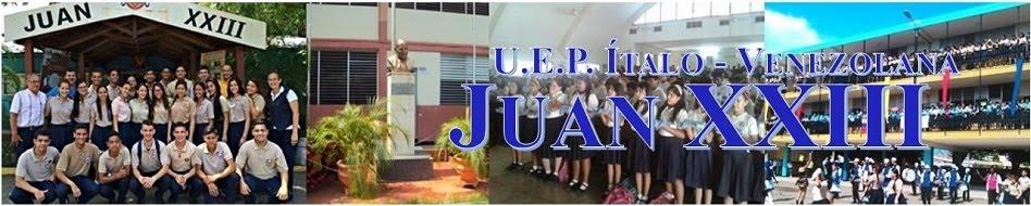 U.E.P. Ítalo-Venezolana Juan XXIII