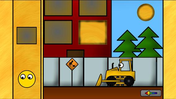 Juegos de camiones para niños Scott Adelman