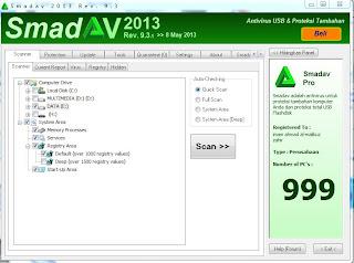 Free Download Smadav Pro 2013 Rev. 9.3 Full Version
