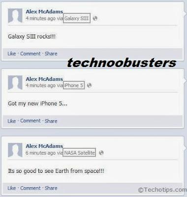 fake-update-status-via-iphone 5-blackberry