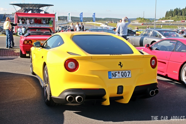 Ferrari Club Deutschland Nurburgring