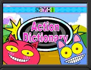 Amazing Action Dictionary
