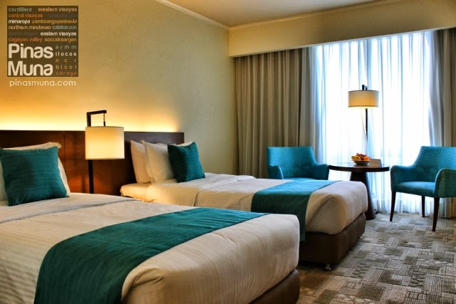 Room Accommodation Treats at the Waterfront Manila Pavilion Hotel