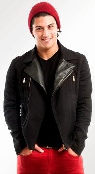 Actor Luis Baca
