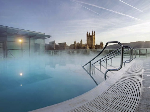 Thermae Bath Spa, Bath, UK