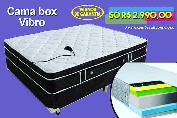 CAMA BOX VIBRO