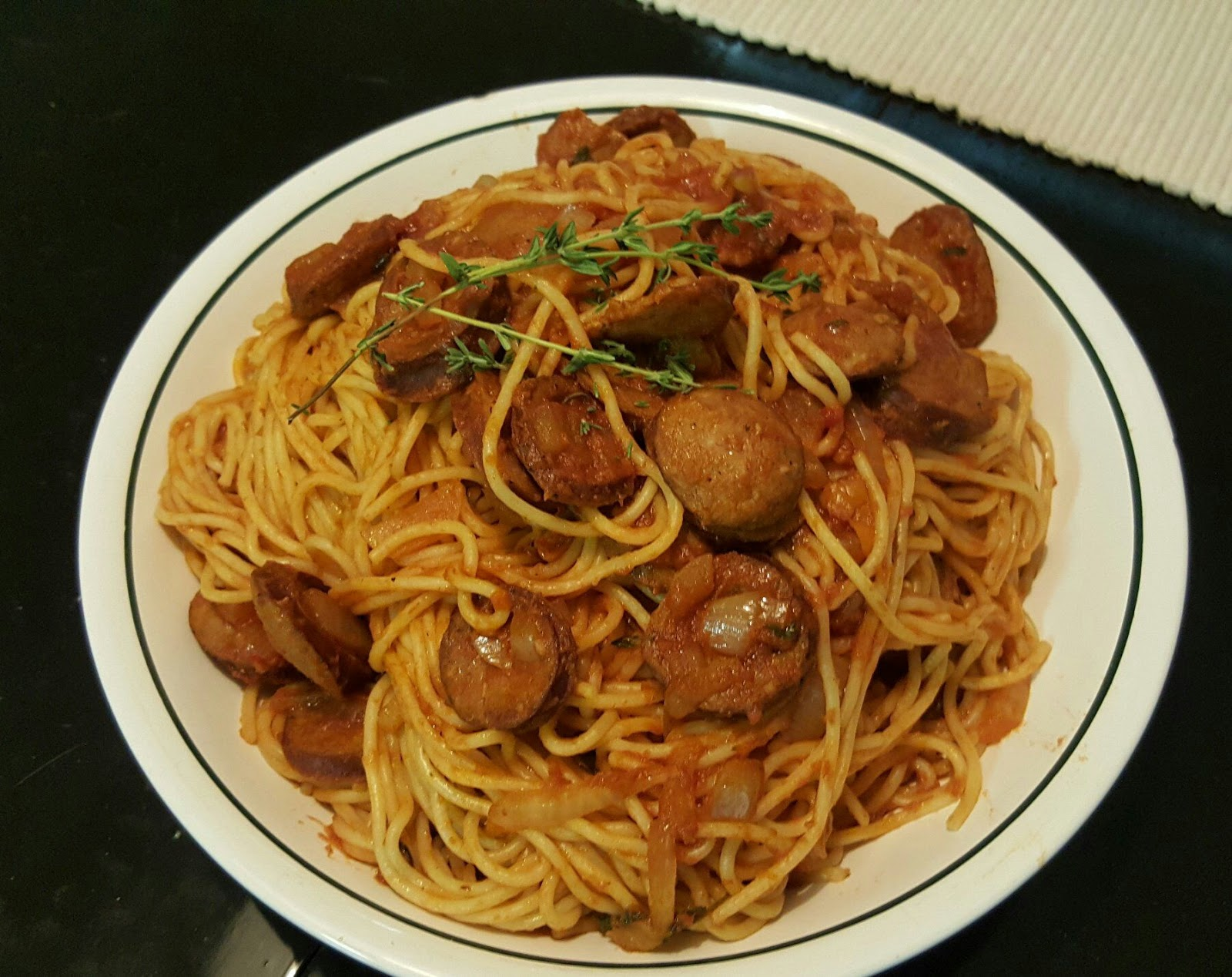 Spaghetti With Hot Dogs Calories