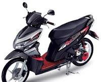 Modifikasi Honda Vario minimalis