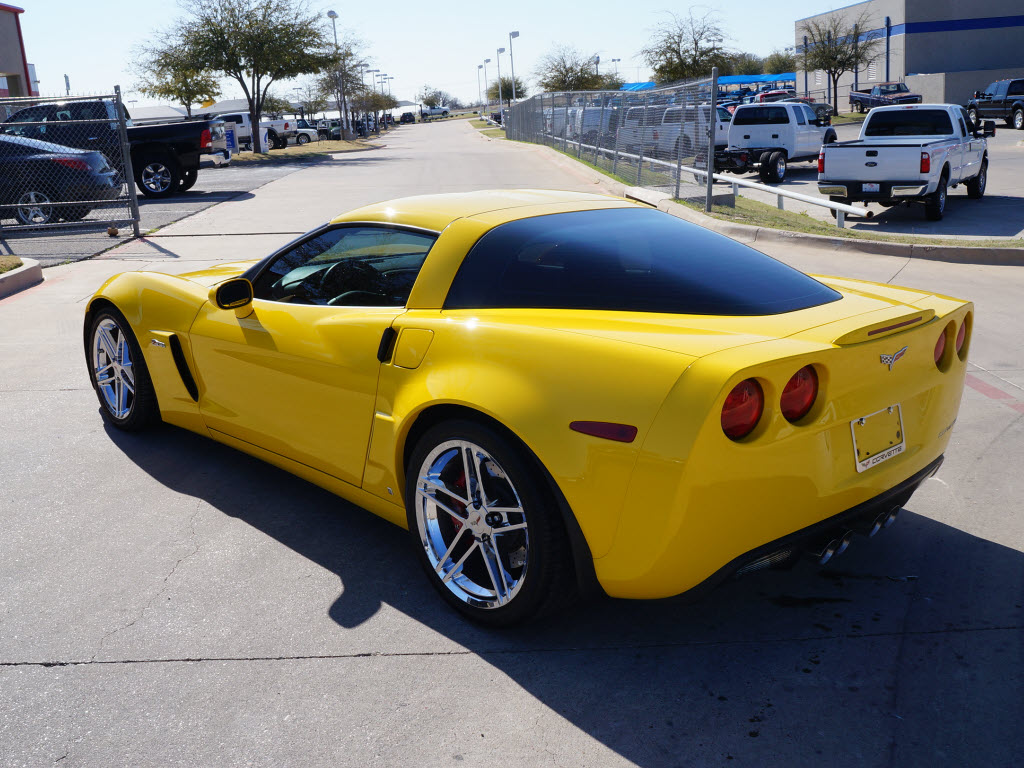 for sale 49 988 2008 chevrolet z06 corvette only has 6k. Black Bedroom Furniture Sets. Home Design Ideas