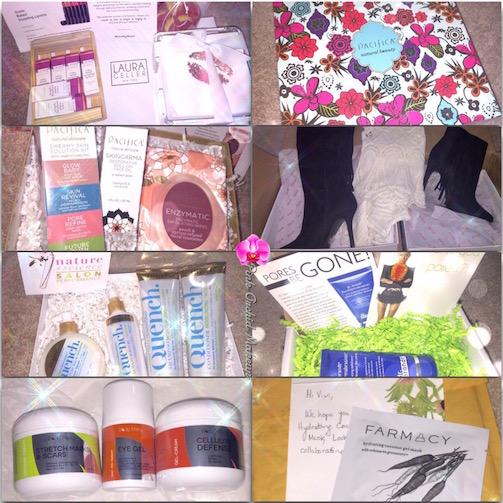 POM-Mail-Laura-Geller-Proganics-Pacifica-Ami-Clubwear-Farmacy-Body-Merry-Dr.-Brandt