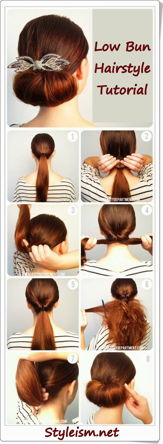 Легкие прически на средние волосы на каждый день своими руками фото