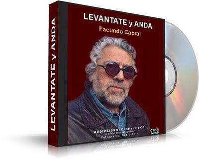 Levántate y Anda - Facundo Cabral [MP3 | 45 min | Español | 57.80 MB]