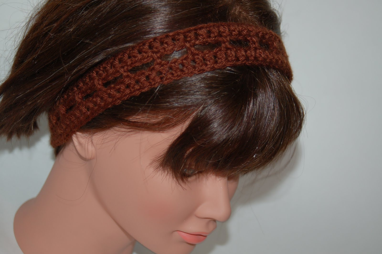 Living the Craft Life: New Crochet Headband Designs