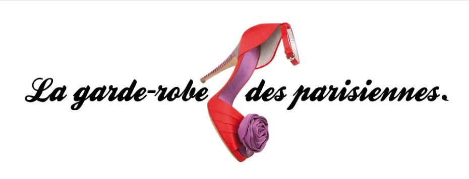 La garde-robe des Parisiennes