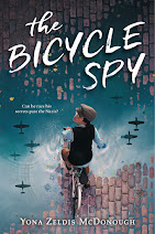 GIVEAWAY: 1 SKYPE, 1 COPY OF THE BICYCLE SPY