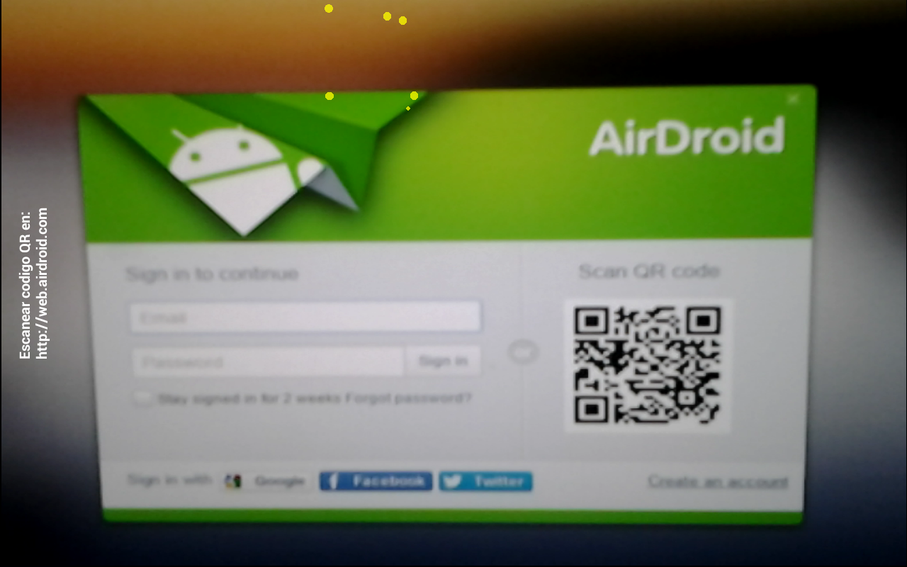 Airdroid 3.1 De TV a SmartTV
