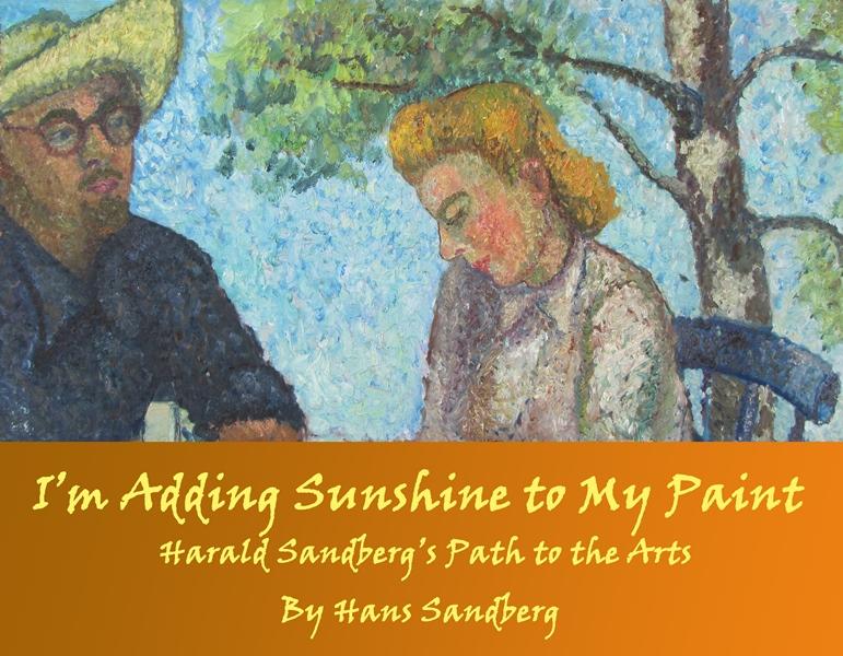 I'm Adding Sunshine to My Paint