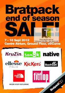 Fitflop Kickers Bratpack End Of Season Sale 2012
