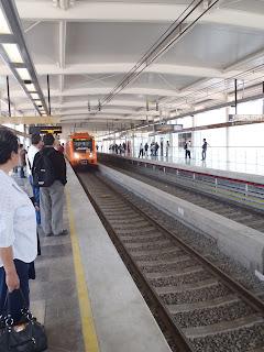 Impresiones sobre la Linea 12 del STC Metro