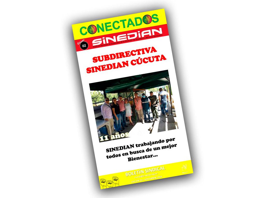 Boletín sindical edición 02