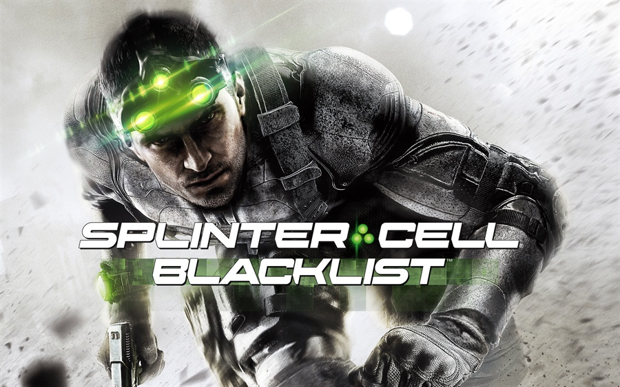 Tom Clancy's Splinter Cell Blacklist Poster