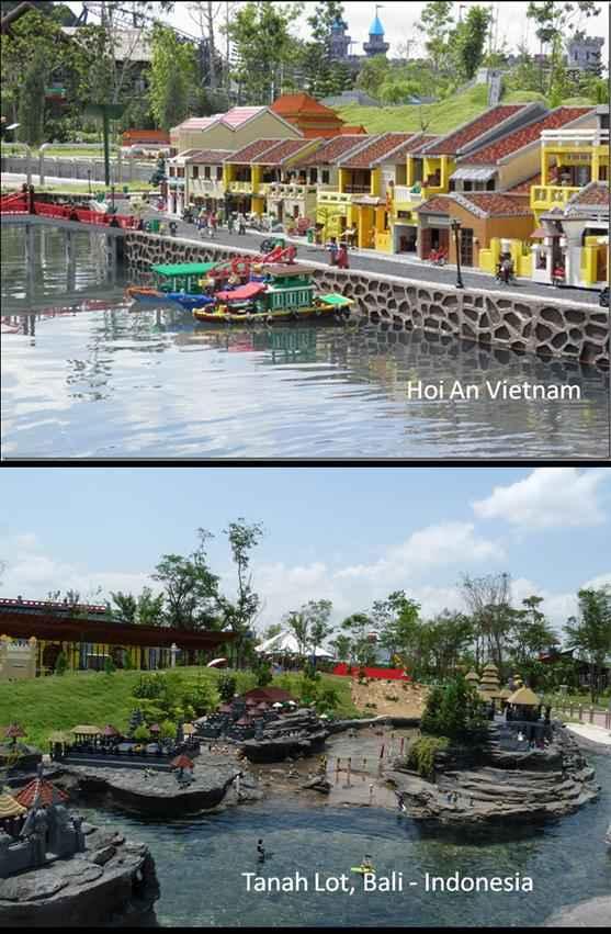 Mini Land -legoland Malaysia