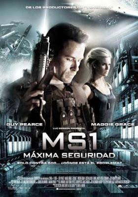 MS1: Máxima seguridad (Lockout)(2012)