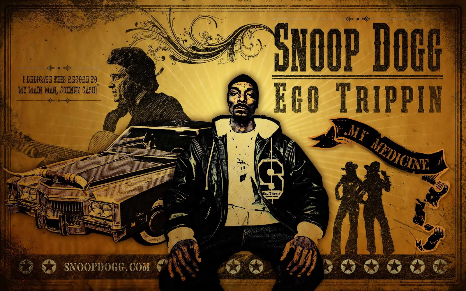 Wallpaper Wallpaper Snoop Dogg
