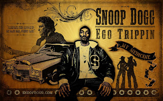 Snoop Dogg Ego Trippin Old Looking Cover HD Wallpaper