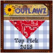 Outlawz twisted Thursday top pick