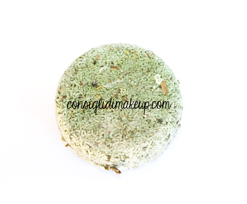 Review: Shampoo Solido Capo Verde - Lush Cosmetics