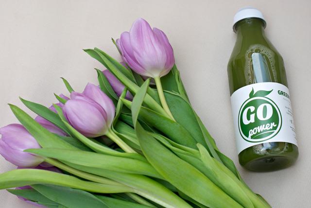 Go Gusto detox juice cleanse