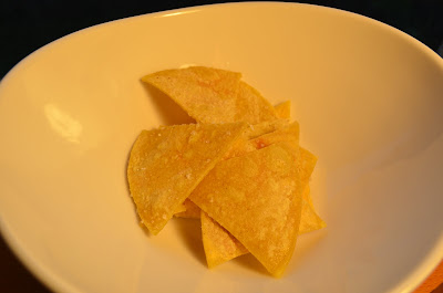 Homemade Tortilla Chips in the Microwave – Easy, Healthy Recipe