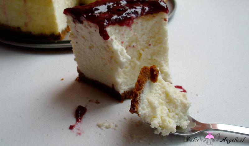 Receta de tarta de queso fácil