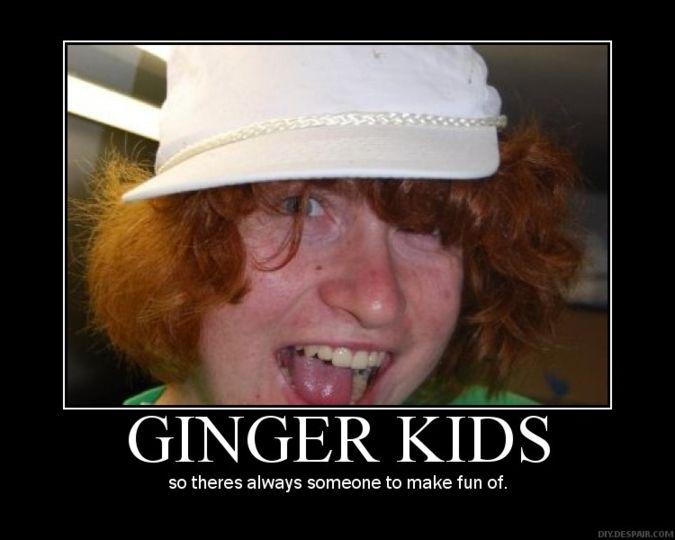 365 reasons to be grateful ginger kids