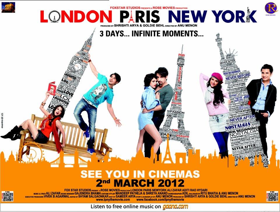 London Paris New York Full Movie - video dailymotion