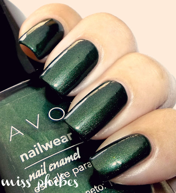 Avon Midnight Green