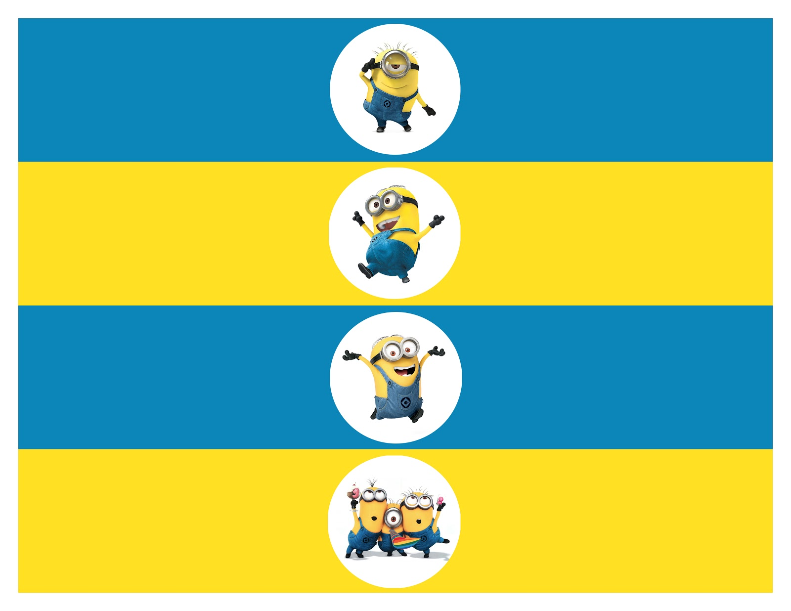 Minions Baby Shower Invitations as great invitation sample