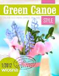 Nasze poddasze w Green Canoe Style
