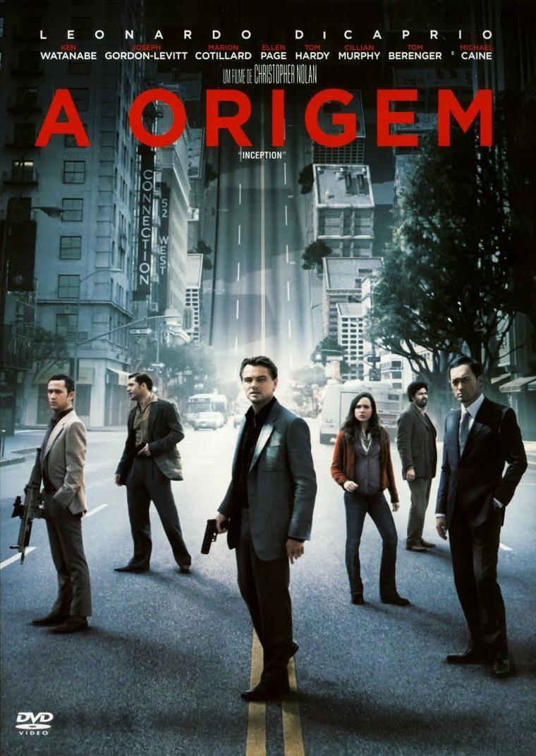 A Origem – Full HD 1080p