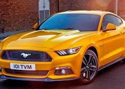 Mustang Autoshow da sergilenecek