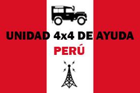 Unidad 4x4 de Ayuda - Perú
