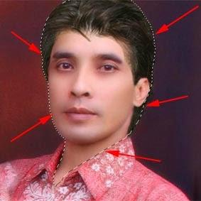 Ubah Wajah Dengan Photoshop