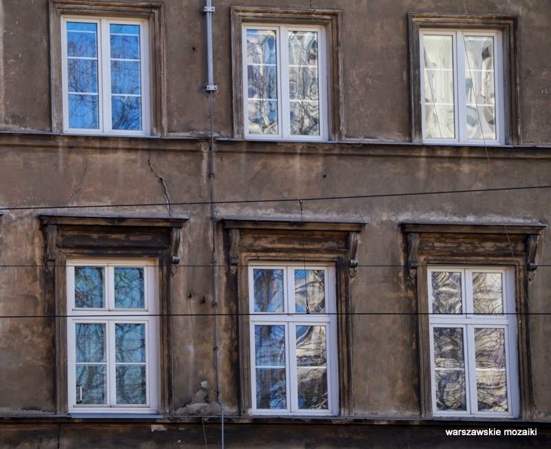 Warszawa aleja Solidarności 75 Tłomackie 1 Śródmieście Józef Lessel Śródmieście  kamienice zabytek
