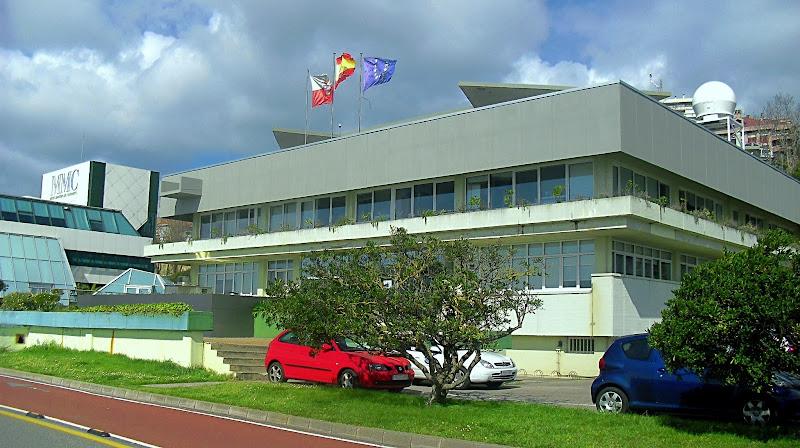 Edificio Centro Oceanografico de Santander